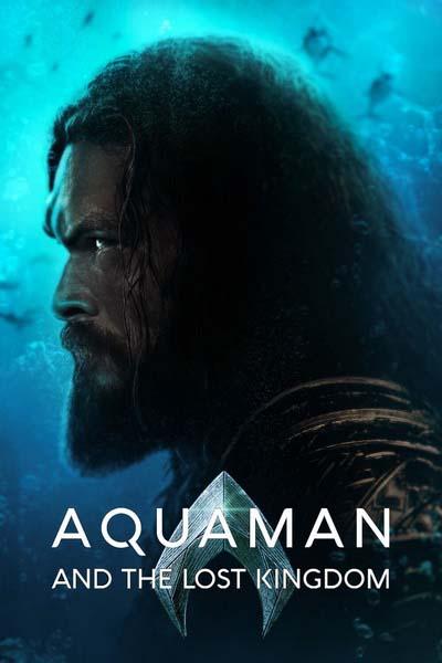 Аквамен 2: Потерянное королевство (2022) постер