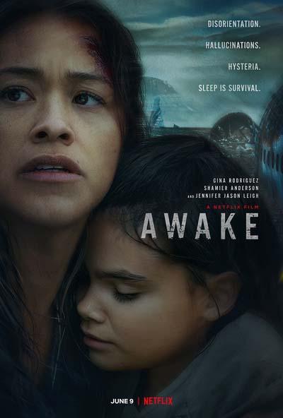 Неспящие (2021) постер