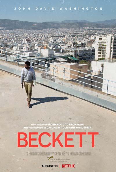 Беккет (2021) постер