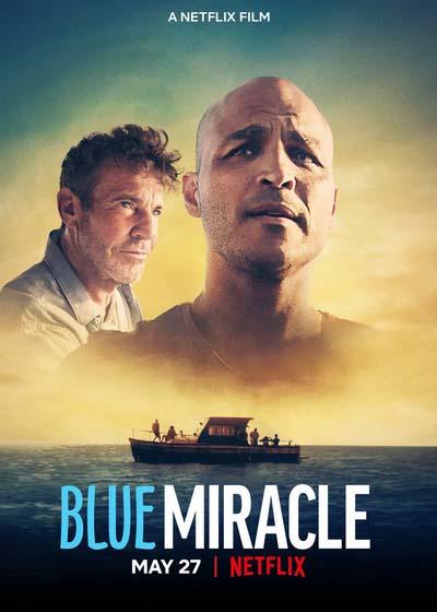 Чудо в океане (2021) постер