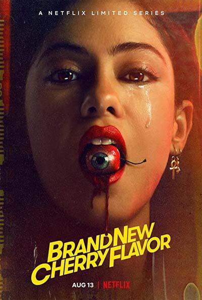 Новый вишнёвый вкус (2021) постер