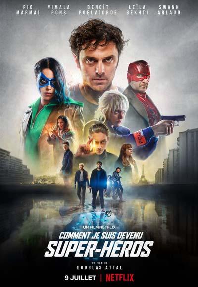 Как я стал супергероем (2021) постер