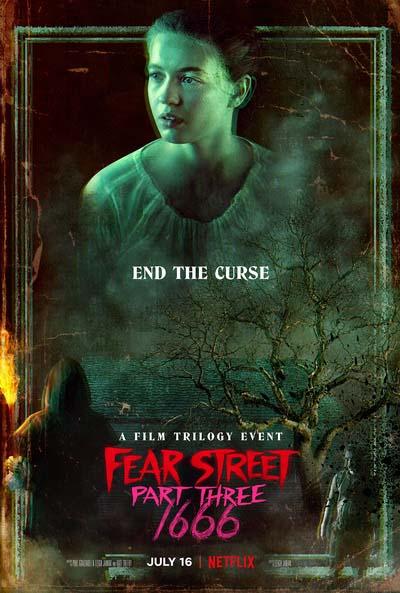 Улица страха. Часть 3: 1666 (2021) постер
