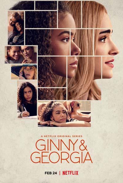 Джинни и Джорджия (2021) постер