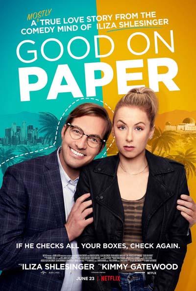 Гладко на бумаге (2021) постер