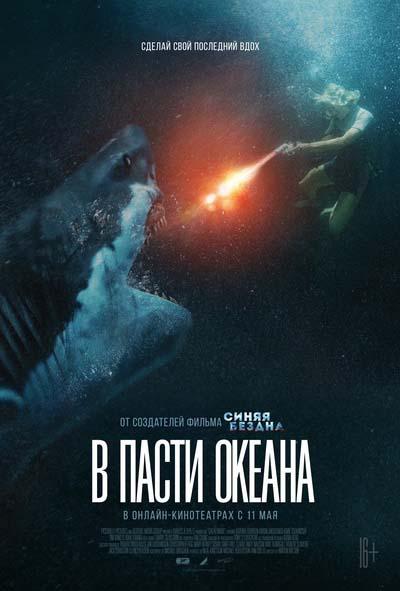 В пасти океана (2021) постер