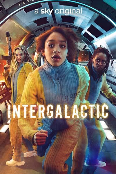 Интергалактик (2021) постер