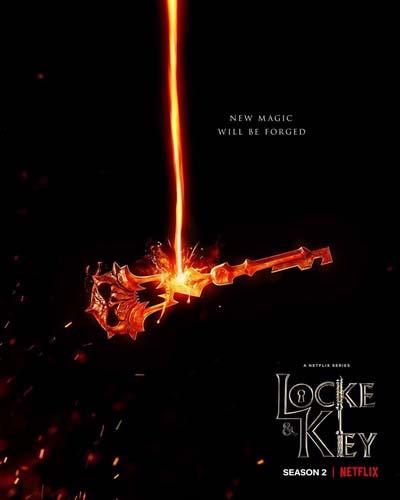 Лок и ключ (2021) постер