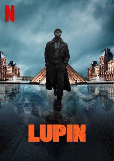 Люпен (2021) постер