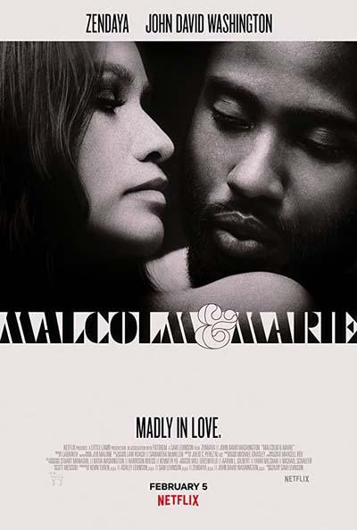 Малкольм и Мари (2021) постер