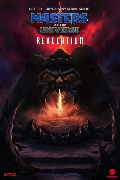 Властелины вселенной: Откровение (2021) постер