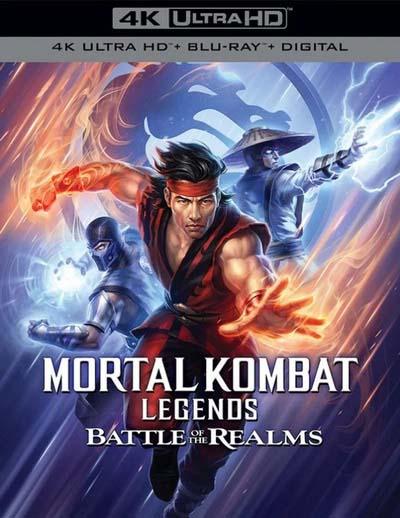 Легенды «Смертельной битвы»: Война миров (2021) постер