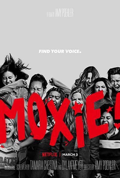 Бунтарка (2021) постер