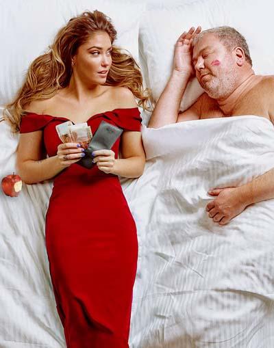 Честный развод (2021) постер