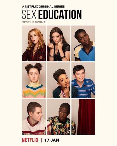 Сексуальное просвещение (2021) постер