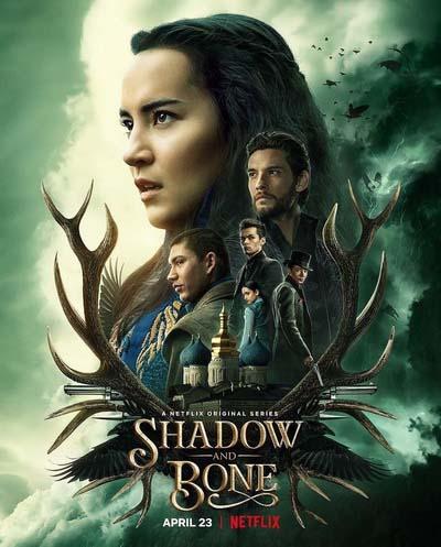 Тень и кость (2021) постер
