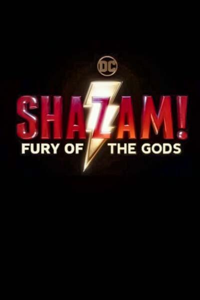Шазам! 2: Ярость богов (2023) постер