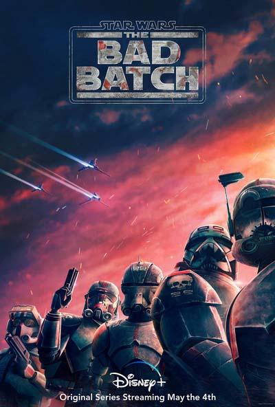 Звездные войны: Бракованная партия (2021) постер