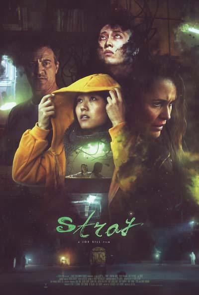 Сверхъестественное (2021) постер