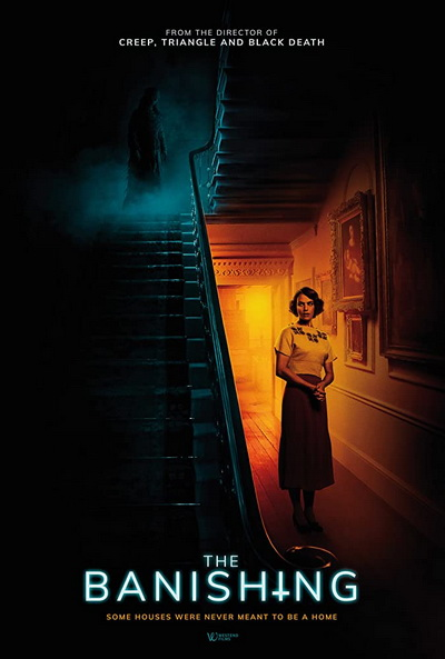 Проклятие. Призраки дома Борли (2021) постер