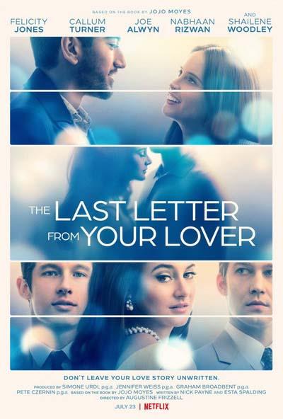 Последнее письмо от твоего любимого (2021) постер