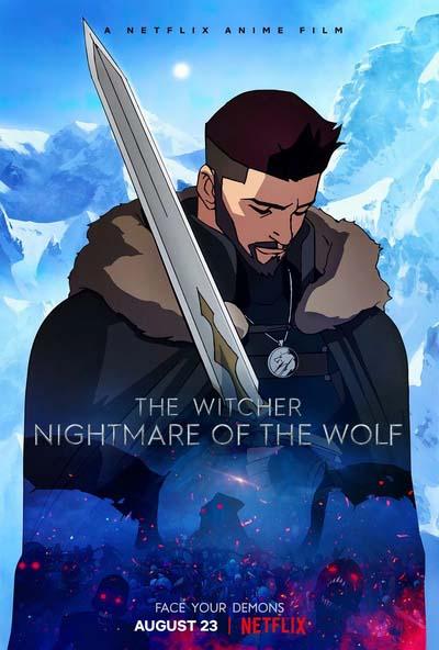Ведьмак: Кошмар волка (2021) постер