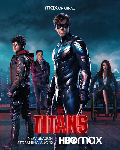Титаны (2021) постер