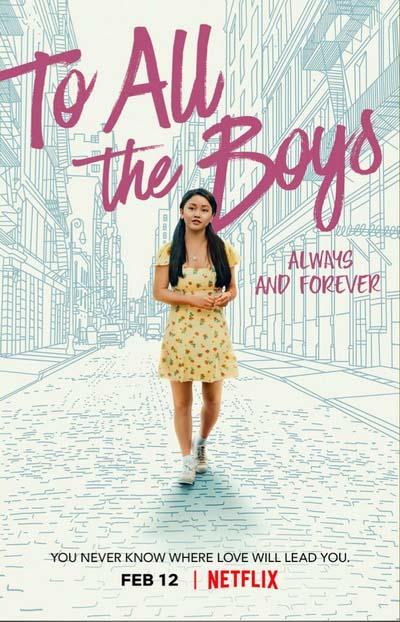 Всем парням 3: С любовью... (2021) постер