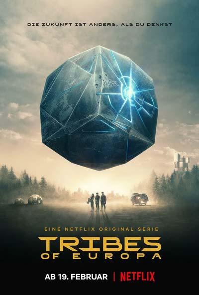 Племена Европы (2021) постер