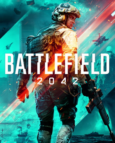 Battlefield 2042 (2021) постер