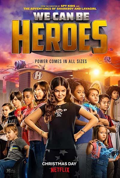 Мы можем стать героями (2020) постер