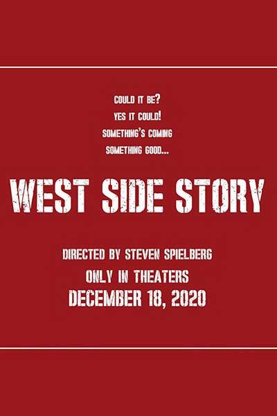 Вестсайдская история (2021) постер