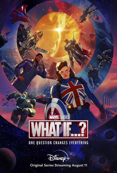 Что, если...? (2021) постер