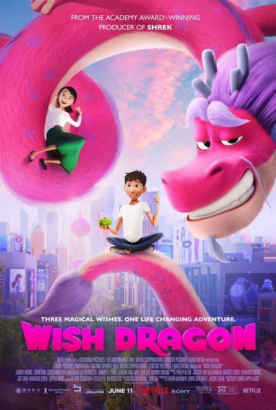 Волшебный дракон (2021) постер