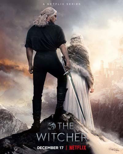 Ведьмак (2021) постер