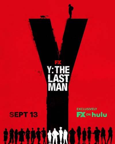 Y. Последний мужчина (2021) постер
