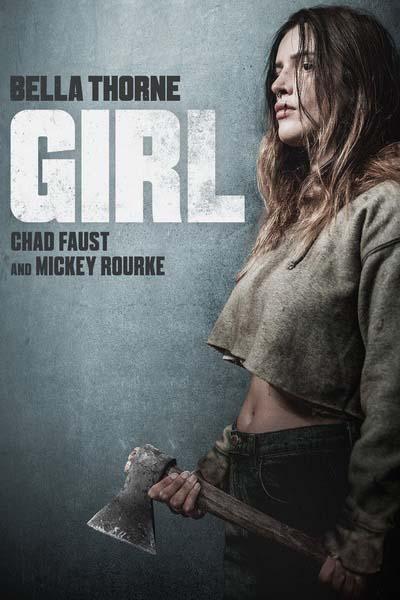Девушка (2020) постер