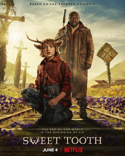 Sweet Tooth: Мальчик с оленьими рогами (2021) постер